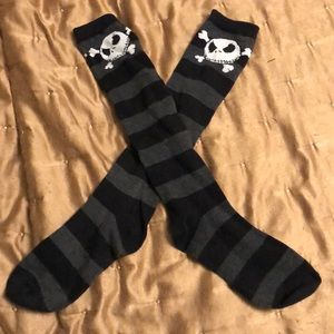 Ever worn before nightmare before Christmas socks